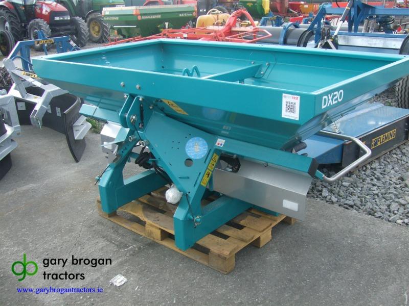 Sulky DX20 Fertiliser Spreader